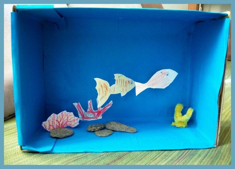 O0 aquarium sans entretien 0o - Comment fabriquer un aquarium ...